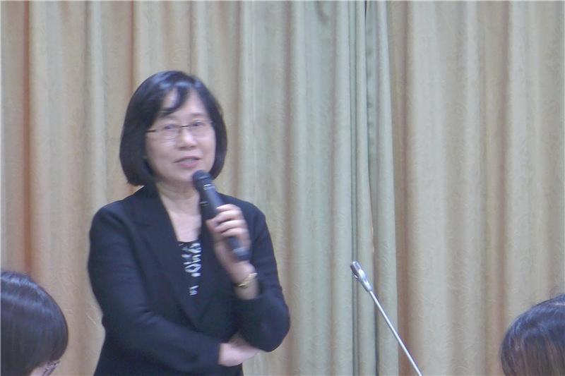 圖 7-  謝錦芳 (中國時報副總編輯)