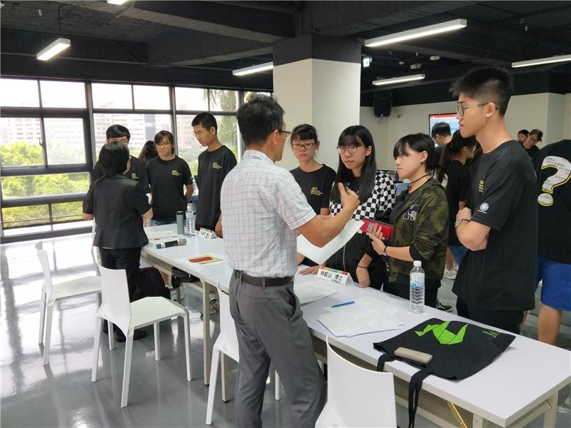 青年學者養成營學員與評審交流