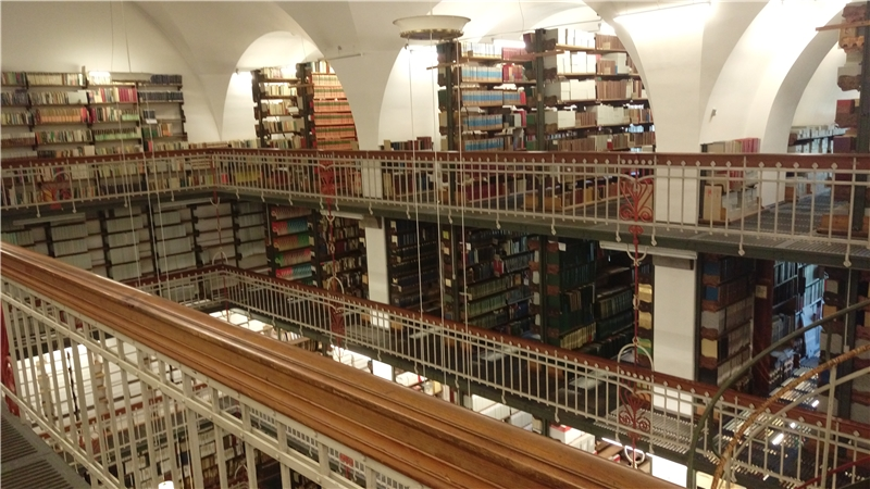 丹麥皇家圖書館中文古籍區