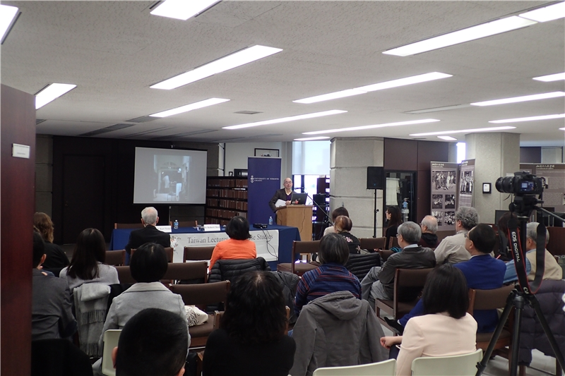 陳儒修教授贈送多倫多大學「超級大國民」DVD