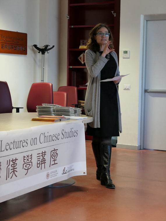 Opening Remarks by Professor Alessandra Brezzi, Department Head of the Department of Oriental Studies, Sapienza University of Rome