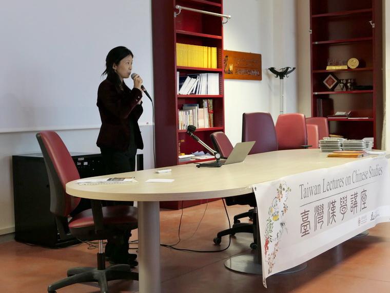 Professor Chiung-yun Liu's Remarkable Lecture