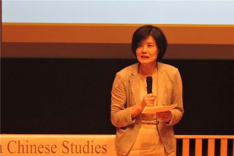Remarks by Professor Yoshiko Kojo, Vice-Head, General Library, University of Tokyo