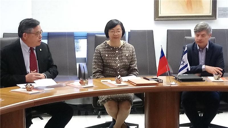 Representative Paul Kuoboug Chang during his remarks
