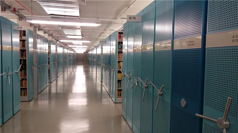 德國國家圖書館一般書庫
