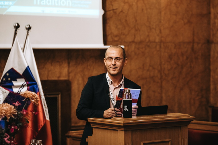 Director General Zlatko Šabič's (EARL) Remarks