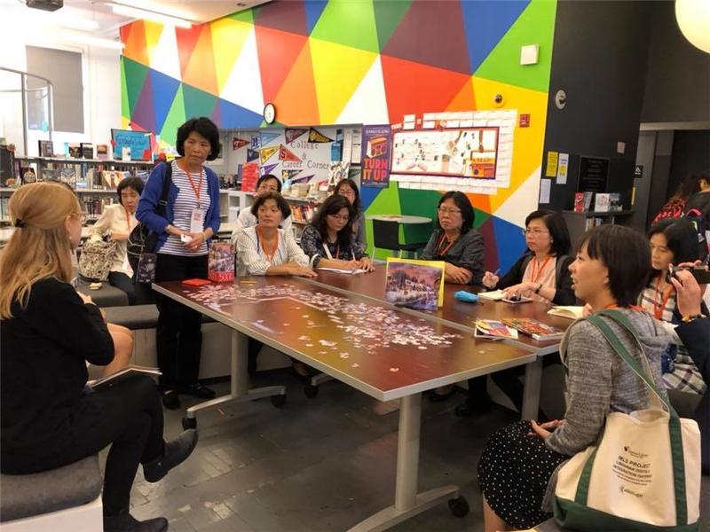 代表團專業學習與交流 (9)