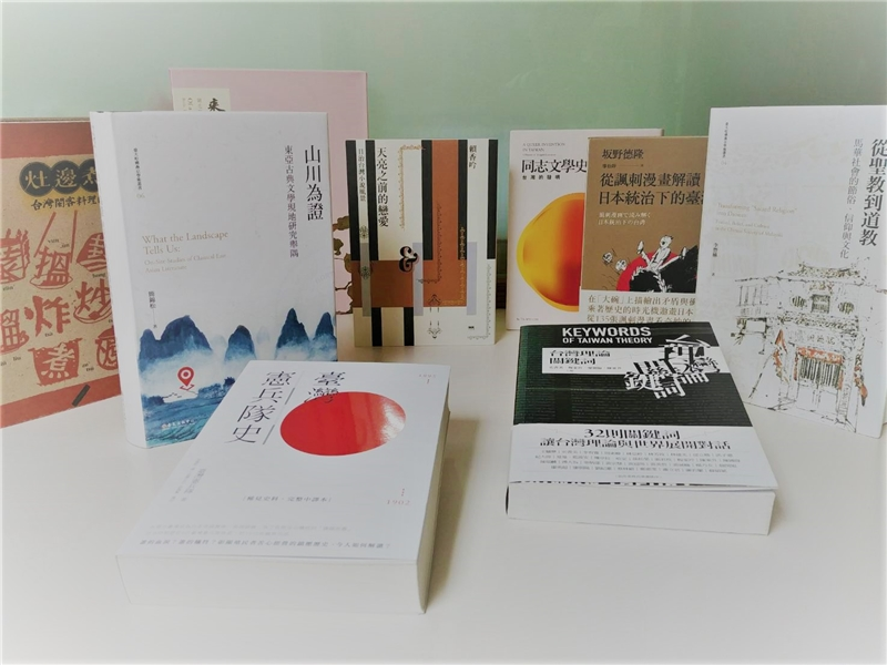 A picture of some donated books 1