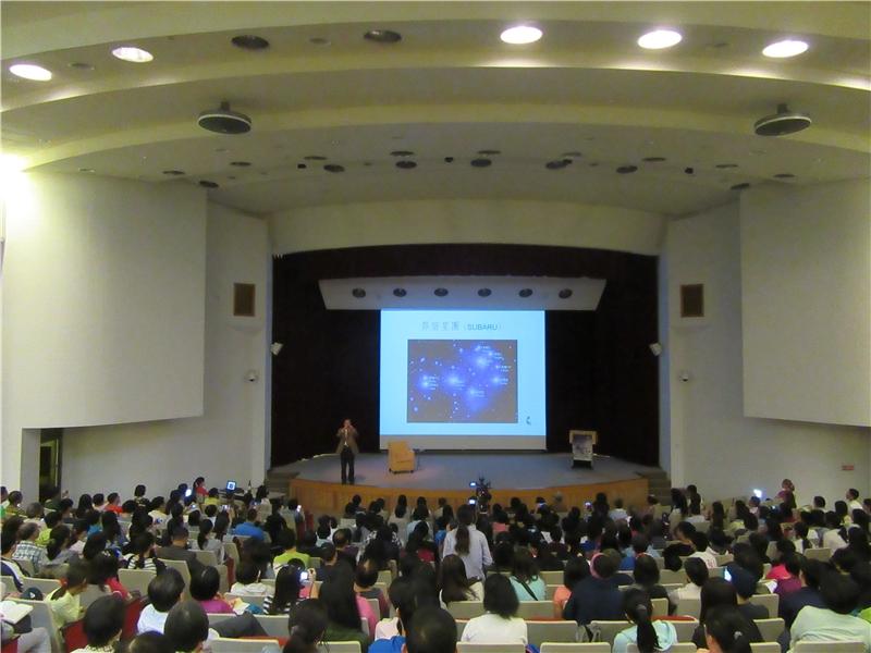 圖3:在場民眾專心聆聽孫維新老師的演說