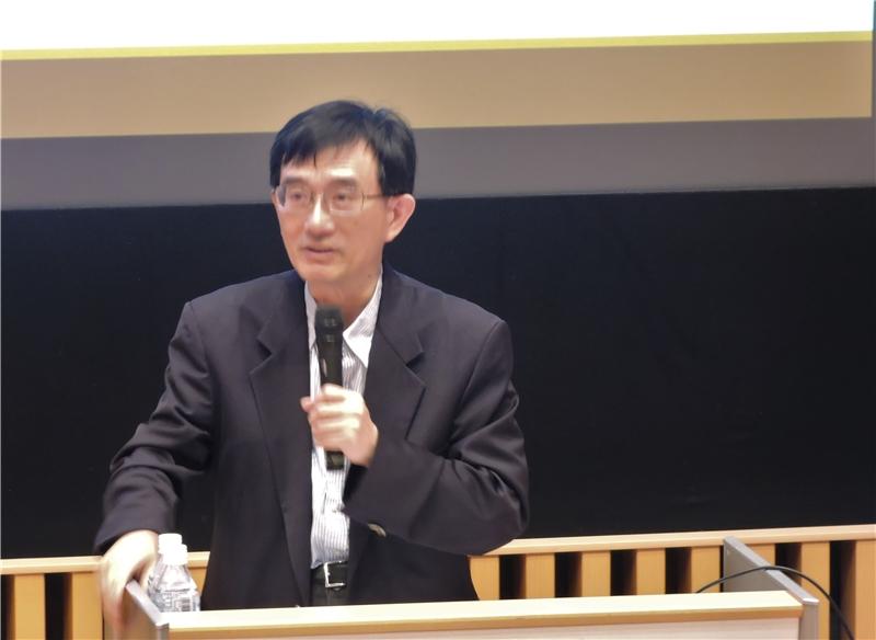 Professor Hua-Yuan Hsueh