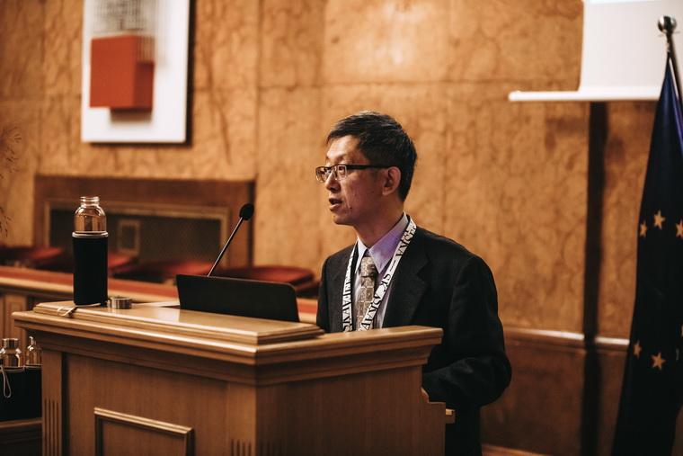 Professor Huang Kuan-min's Keynote Speech