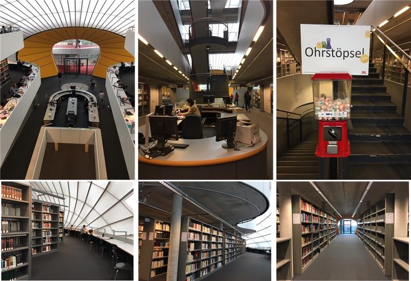 德國自由大學語文學院圖書館