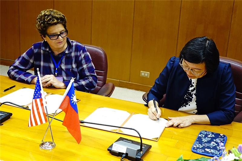 兩館簽署合作協議及中文古籍聯合目錄合作備忘錄