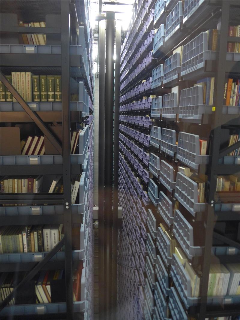 圖書自動倉儲系統