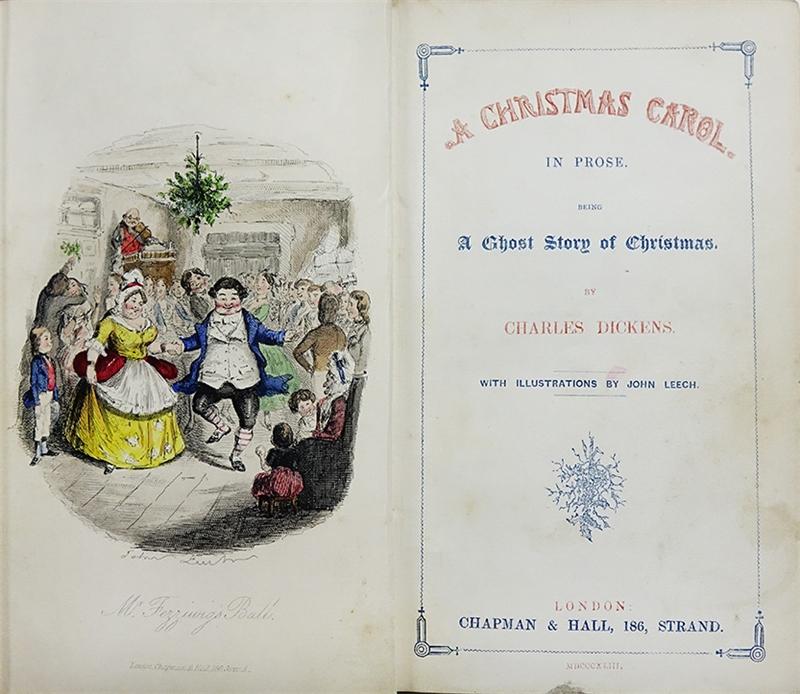 狄更斯《聖誕頌歌》