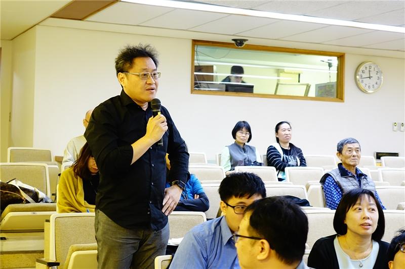 清華歷史所李毓中教授經驗分享
