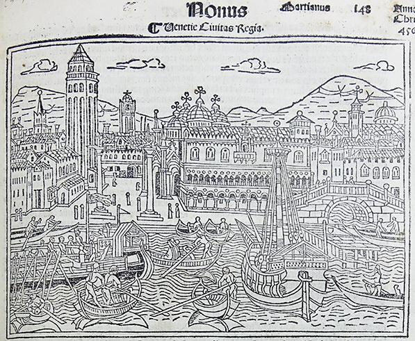 1490年的威尼斯