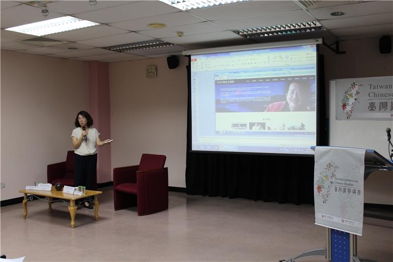 演講寫真 (馬來亞大學提供)
