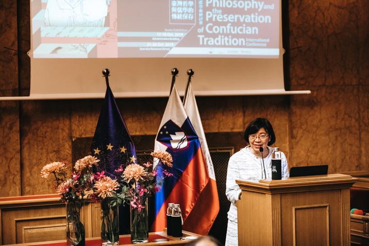 Director General Tseng Shu-hsien's (NCL) Remarks