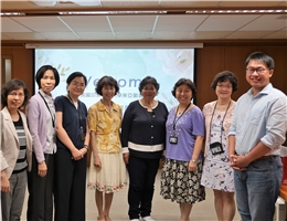 Indiana University's East Asia Librarian Ms. Wen-ling Liu Visits NCL