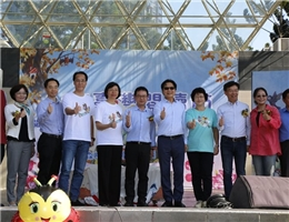 The Grandest Reading Carnival in Taiwan Was Held on Dec 1 in Da'an Park