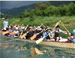 Visiting Scholars Invited to Celebrate and Experience Dragon Boat Festival