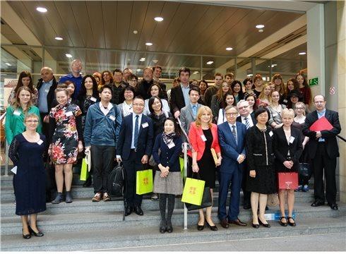 國圖與波蘭亞捷隆大學合作設立波蘭第一個「臺灣漢學資源中心」