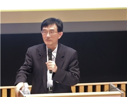 """""""Taiwan Lectures on Chinese Studies"""" invites Professor Hua-Yuan Hsueh to deliver a lecture at The University of Tokyo"""