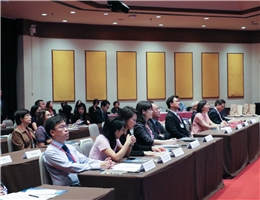NCL Holds Taiwan Lectures on Chinese Studies in Thailand and the UK