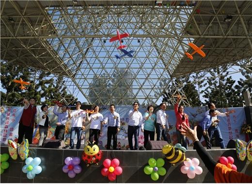 全臺最盛大的閱讀嘉年華   12月1日大安森林公園熱鬧登場