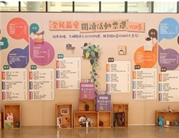 The Taiwan Public's Most Favored Reading Events Revealed: Results of the Top 5 Most Loved Reading Events Announced