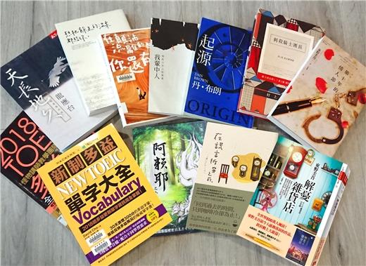 臺灣出版新書總量回跌,電子書閱讀人口逆勢成長  國圖公布107年臺灣圖書出版趨勢報告