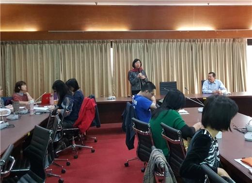 公共圖書館營運管理及創新發展系列工作坊熱烈展開