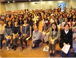 Taiwanese Manga Artist AKRU Gives a Talk at the NCL
