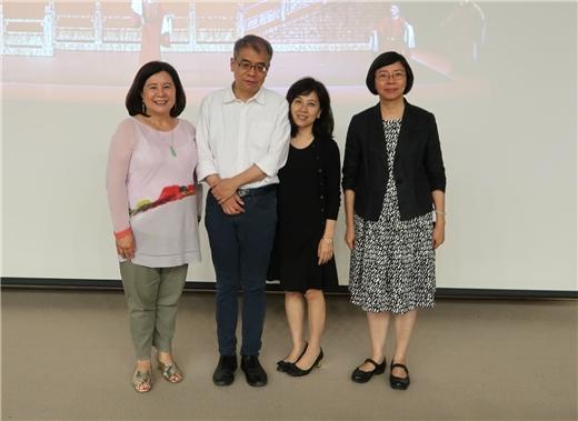 楊照講述「政治與文學交會點上的蘇東坡」