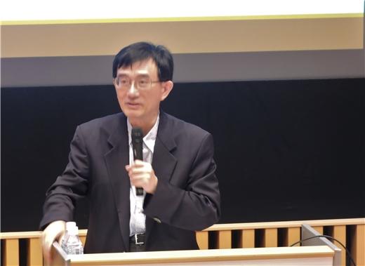 臺灣漢學講座邀請薛化元教授於日本東京大學演講
