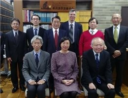 Strengthening Cooperative Scholarly Exchange between Taiwan and Japan