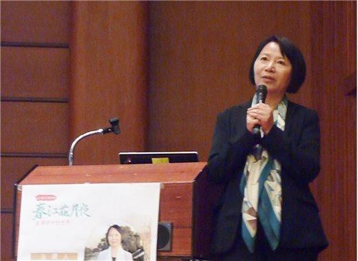 一代興亡入詩史:廖美玉教授主講吳梅村〈圓圓曲〉的身世記憶