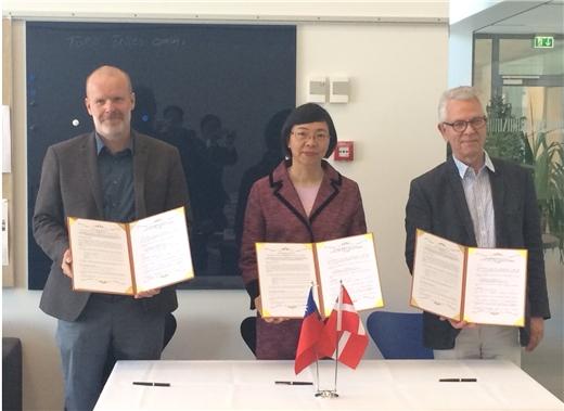 前進北歐──國圖首度於丹麥設立「臺灣漢學資源中心」