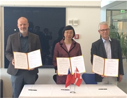 Entering Northern Europe: NCL's First Taiwan Resource Center for Chinese Studies in Denmark