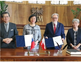 A New Page in Taiwan-Poland Scholarly Collaboration: NCL and Adam Mickiewicz University Work Together to Establish a Taiwan Center for Chinese Studies