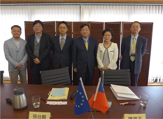 「2017年第5次臺灣歐盟論壇」在國圖舉辦,探討德國、法國大選與歐盟政經情勢議題