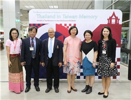 """NCL and Chulalongkorn University Hold """"The Beauty and Grace of Thailand"""" Joint Exhibition"""
