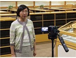 Director-general Tseng is awarded the ETD Leadership Award
