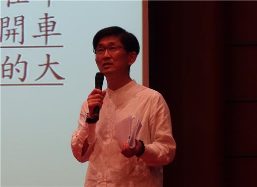 心是宇宙的倒影──陳義芝教授主講楊牧的旅行追求