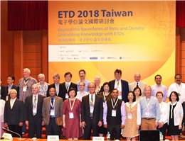 The International Symposium on ETD Held in Taiwan for the First Time Opens at the NCL: