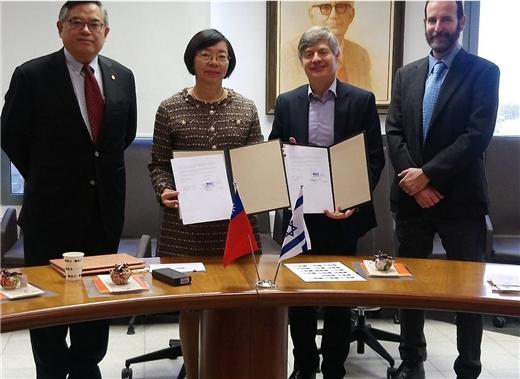 均衡全球布局,前進中東─ 國圖與臺拉維夫大學合作建置中東第一個「臺灣漢學資源中心」