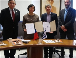 An Even Distribution Globally, Entering the Middle East: NCL and Tel Aviv University Establish the First Taiwan Resource Center for Chinese Studies in the Middle East