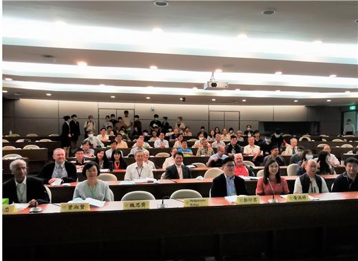國圖與輔大華裔學志等單位策劃國際漢學系列活動、薪傳跨域文化研究與交流