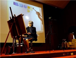 My Journey in Painting: Liang Danfong Lectures at the NCL